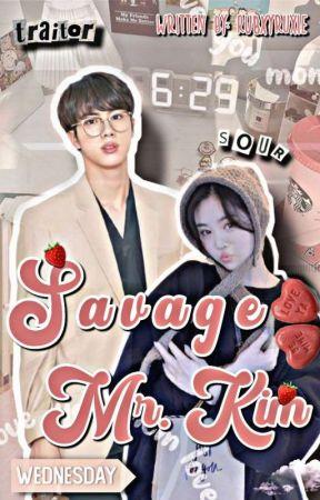 Mr. Savage Kim // KSJ // On-Going by notifymeclaudia