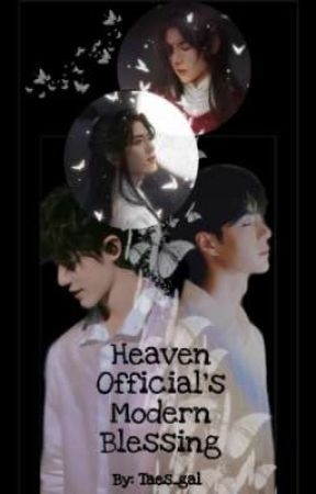 Heaven Official's Modern Blessing by Taes_gal