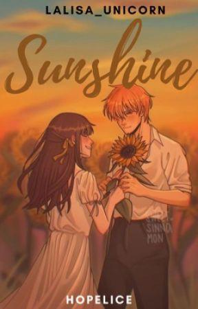 Sunshine| Hopelice by Lalisa_unicorn