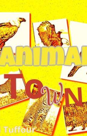 Animal Town by Leletiabenatuffour