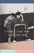 🤍I don't like him, he likes me🤍   Minsung by HanDaram00