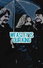 WEASLEY IS OUR KING (GOLDEN TRIO ROLEPLAY!) by orionsktulu