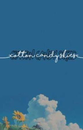 Cotton Candy Skies [KuroOik]✓ by chixmi_