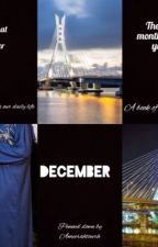 December(The last month of the year) by Ameerahtourh