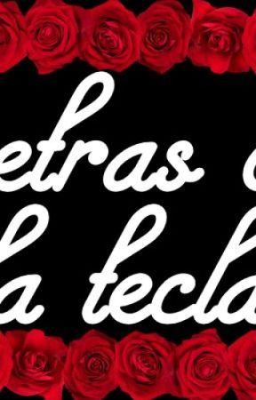 DETRÁS DE LA TECLA by ItzabellaOrtacelli