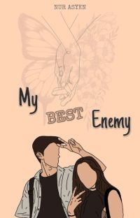 MY BEST ENEMY  cover
