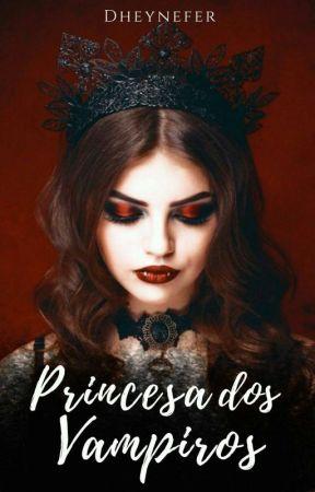 princesa dos vampiros  by Dheynefer