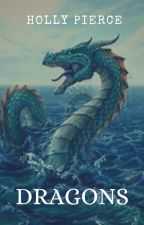 Dragons by bluefairyflies