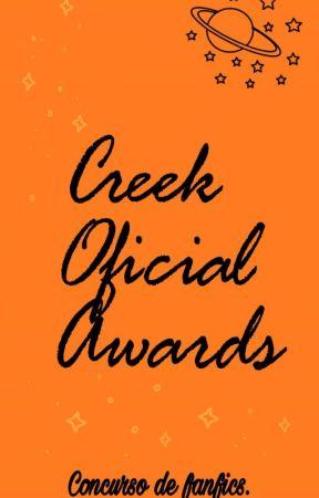 Creek Oficial Awards. by CreekOficialAwards