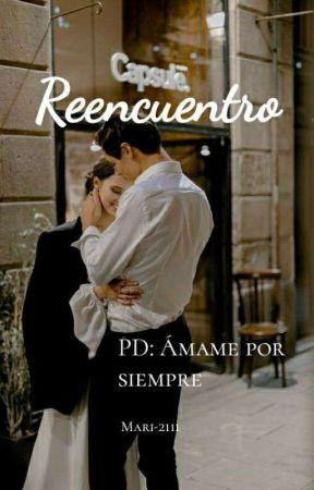 Reencuentro PD: Ámame Por Siempre (Finn Wolfhard Y Tú)TERMINADA by Mari-2111