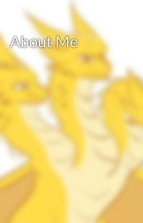 About Me by KGdorah1964