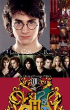 Harry Potter Cullen (Harry Potter and Twilight crossover) by HarryProngsPotter
