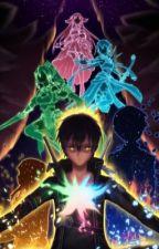 The Night Sky Swordsman (Sword Art Online X OC) by Sora_Flashing12