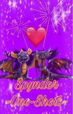 Spyro x Cynder ~|One Shots|~ by DinoSquad444