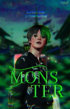 MONSTER   jikook by D0MDAICHI