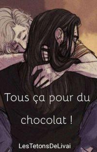 Tous Ça Pour Du Chocolat ! cover