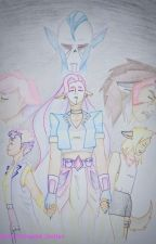 She-ra: Heirs of Etheria by Entrapdak_firstfan