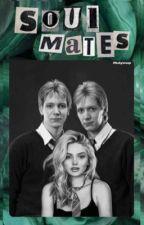 Soulmates ❥ Fred & George Weasley by babywoop