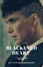 Blackened Heart- Tommy Shelby by Littleredhood93