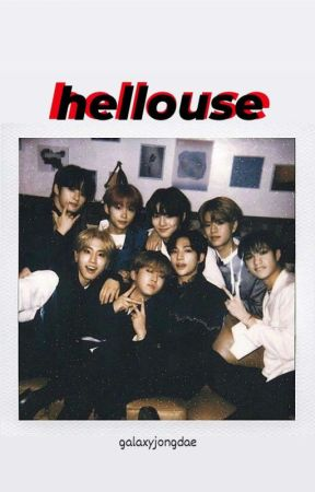 hellouse » Stray Kids by galaxyjongdae