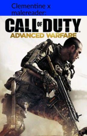 Clementine x malereader: Call Of Duty Advanced Warfare by Walkingdeadtelltale