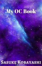 My OC Book by _K0B4Y4SH1_