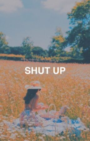 SHUT UP. | 𝐉𝐀𝐌𝐄𝐒 𝐏𝐎𝐓𝐓𝐄𝐑 | slow updates by -METAPHYSICAL