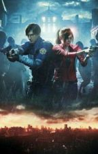 Resident evil 2 OC Male reader x Claire Redfield  by P1Shurley789