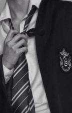 ~Draco Malfoy imagines~ by p3achxy