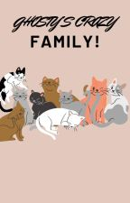 Keeping Up With Ghosty - Ghosty's Warrior Cat Family by ghosty---
