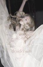 desiderium | t. riddle by angelsslutt
