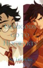 Demigods go to Hogwarts by LaFeeCleo