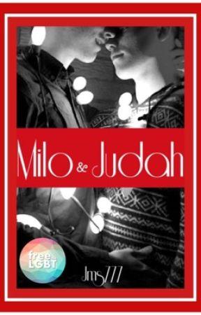 Milo & Judah by jms777