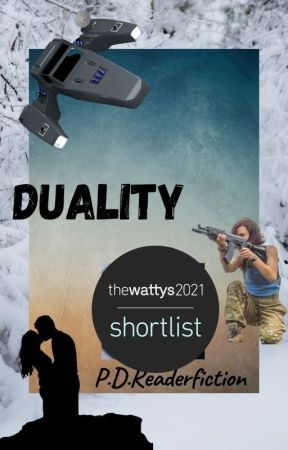 DUALITY by PDReaderfiction