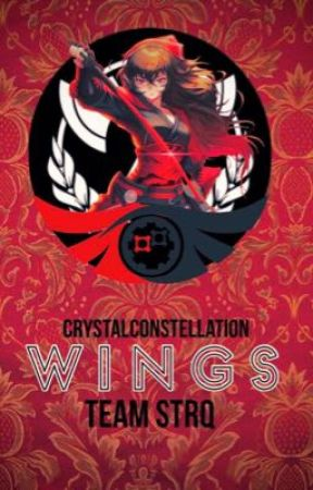 WINGS: Team STRQ by CrystalConstellation