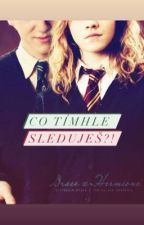 Co tímhle sleduješ? | Dramione by dramioneiscute8