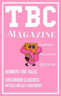 TBC magazine  cover