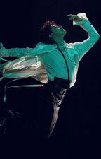 His dancer   JohnTen by seaandnothing