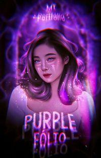 PurpleFólio | Portfólio.  cover