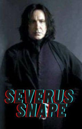 Sexy Severus x Reader. by Mid9eto