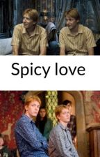Fred and George smut by DracoLMalfoysBitch