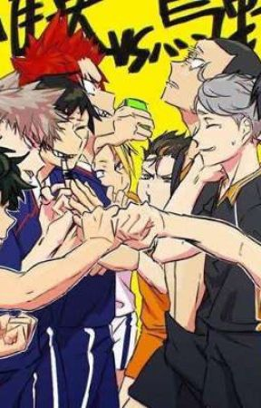 Haikyuu x My Hero Academia crossover by Disappointment6