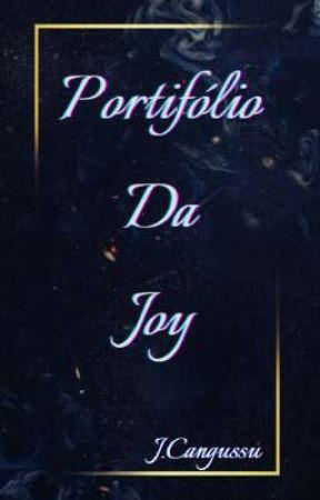 Portifólio Da Joy by JoyceCangussu08