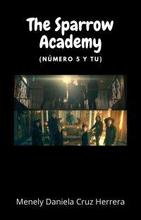 La academia Sparrow (Número 5 y tu) cover