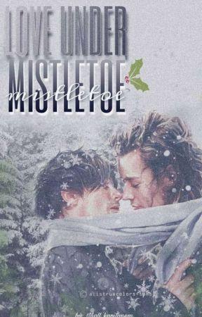 Love under mistletoe || larry christmas one shot by -swiftxtaylor