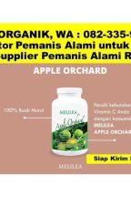 100% ORGANIK, WA : 0857-3010-6530, Pemanis Alami yang Sehat di Surabaya by BisnisMakananOrganik