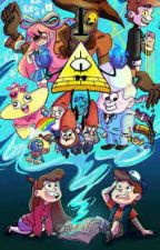 The Journal - A Gravity Falls Fanfiction by XeliaTheWriter