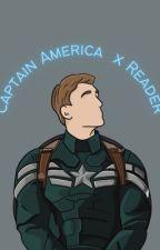 Captain America x reader by feddysgirl