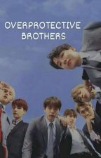 OVERPROTECTIVE BROTHERS || BTS FF || COMPLETED by cutiesforthewin
