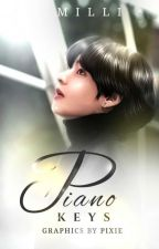 Piano Keys | Kim Taehyung  by btsobsessedmills